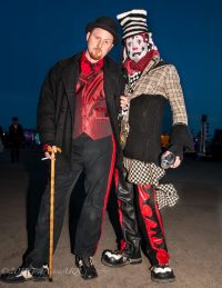 The Klown with Jamie DeWolf - Steampunk Masquerade in Alameda, CA