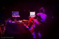 The Klown DJ set at Fox Theater, with Caravan Palace & Trapeze Worldwide