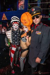 The Klown & Delachaux with Fou Fou Ha! at Masquerotica in San Francisco