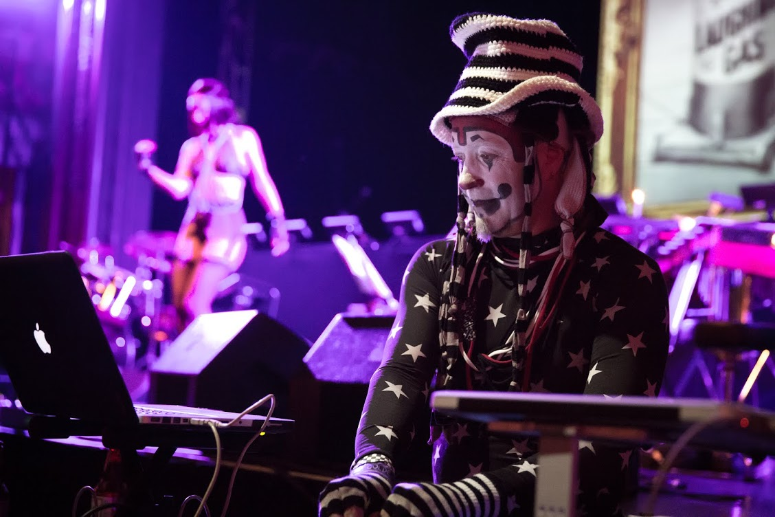The Klown with Meka La Creme at Edwardian Ball in San Francisco