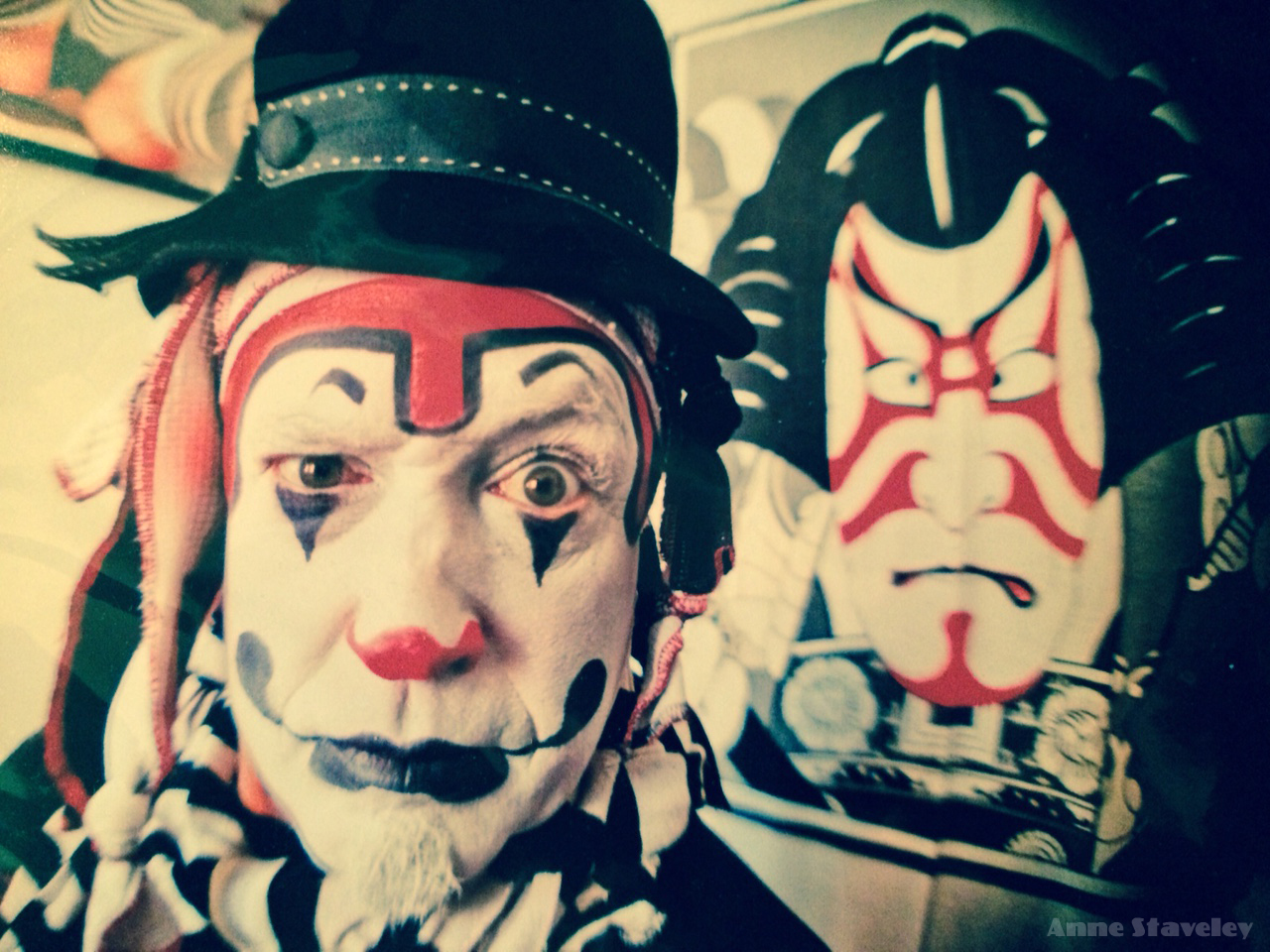 The Klown - Photo by Anne Staveley