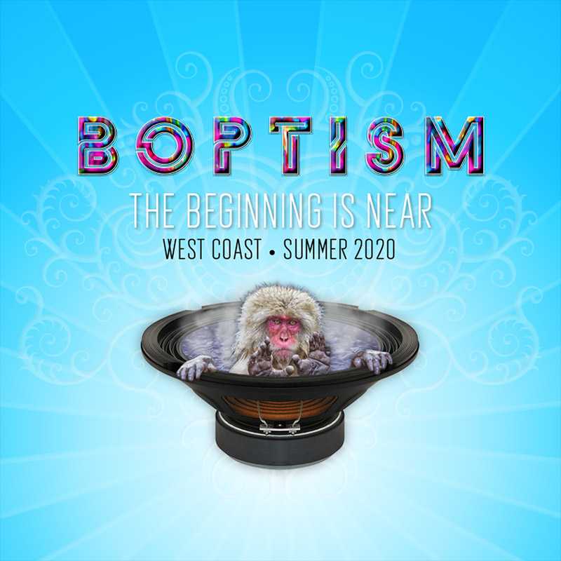 The Klown at Boptism - May 30, 2020 - The Chapel in San Francisco