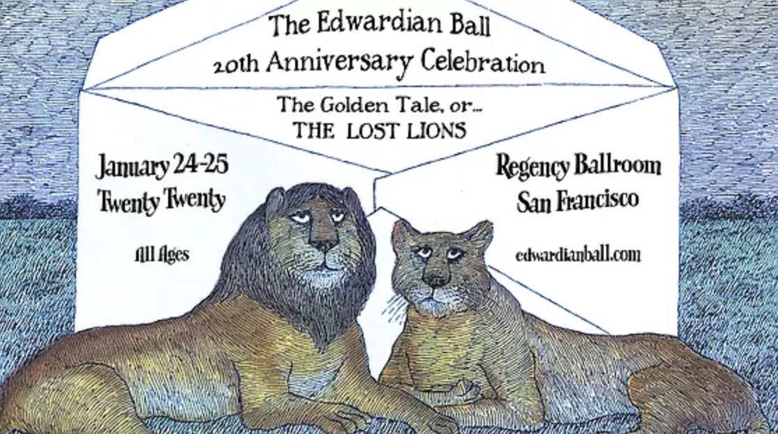 The Klown & Trapeze Worldwide at the 20th Anniversary Edwardian Ball - Saturday, January 25, 2020 - Regency Ballroom, San Francisco