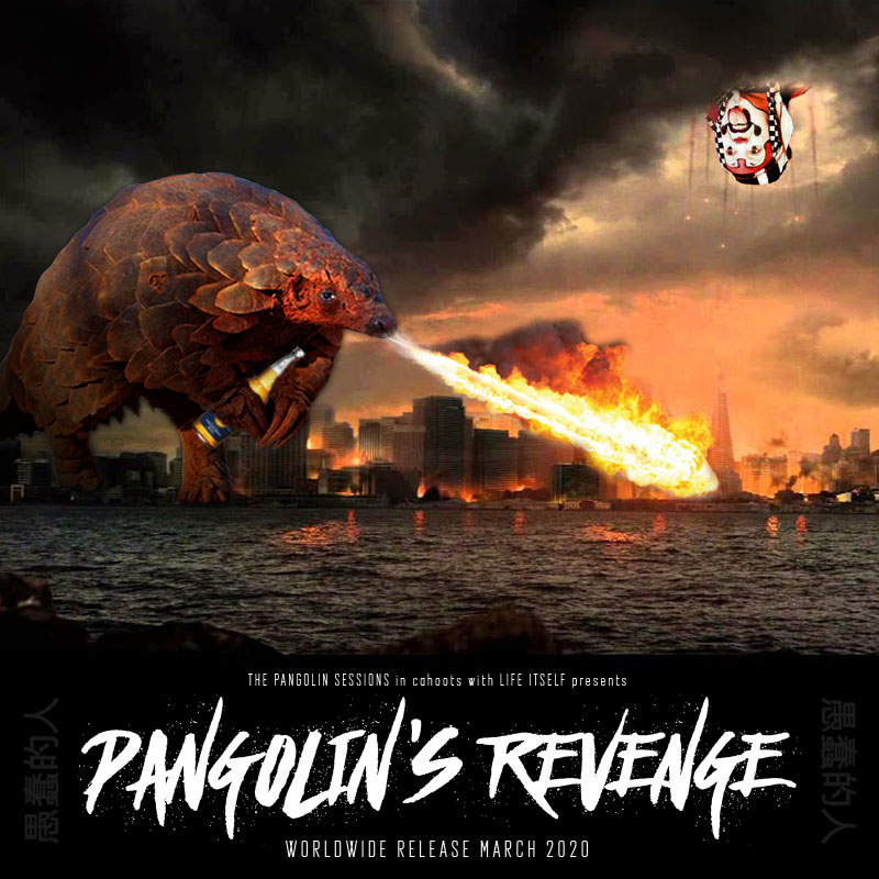 The Pangolin Sessions pilot: Pangolin's Revenge - The Klown: live-streamed DJ set